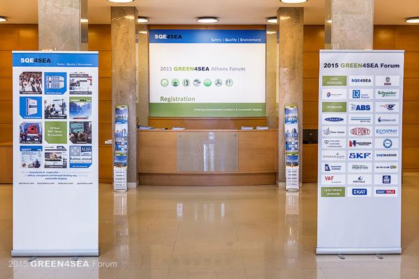 2015 GREEN4SEA Conference