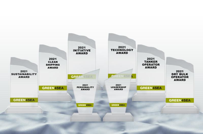 2021 GREEN4SEA Virtual Awards