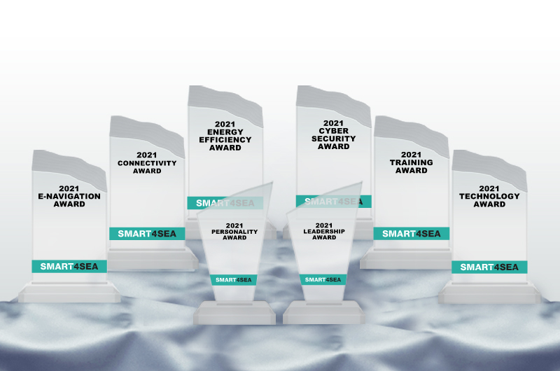 2021 SMART4SEA Virtual Awards