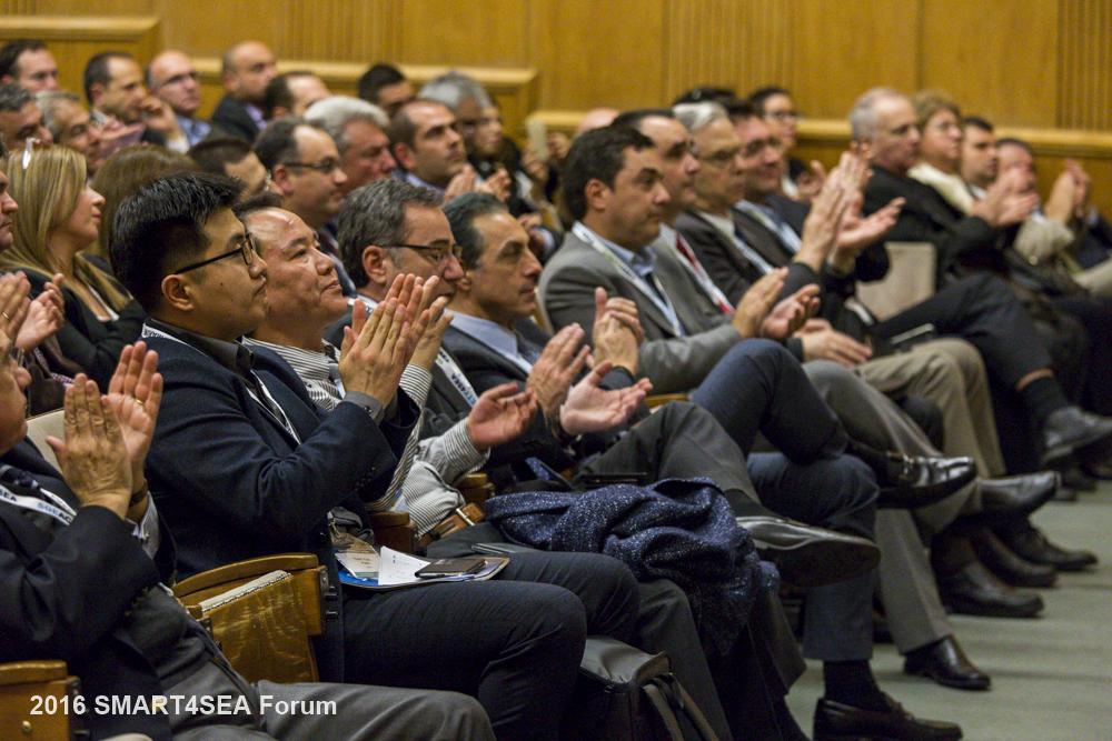 Delegates of the SMART4SEA Forum