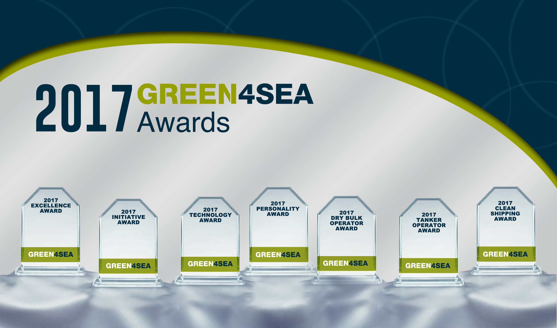 2017 GREEN4SEA Awards