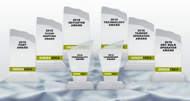 2018 GREEN4SEA Awards