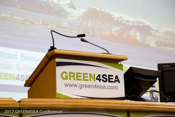 2017 GREEN4SEA Conference